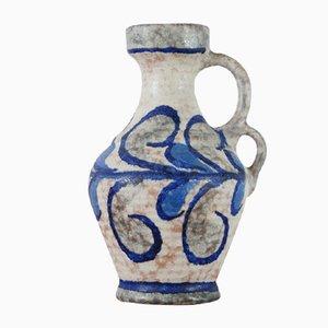 West Deutsche Mid-Century Vase von Marei Keramik