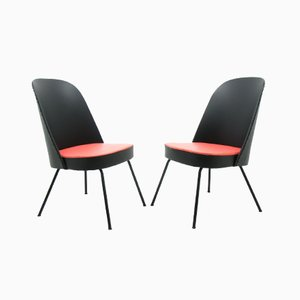 German Side Chairs from Drabert, 1960s, Set of 2