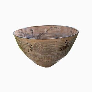 Vase en Céramique par Gilbert Portanier pour Vallauris, 1950s