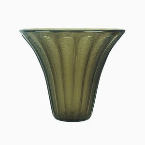 Art Deco Vase by Daum for Daum, 1930s