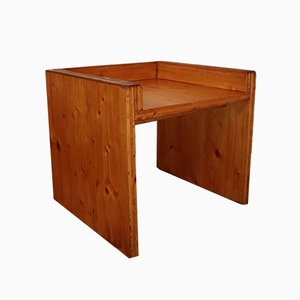 Pine Bedside Table, 1960s