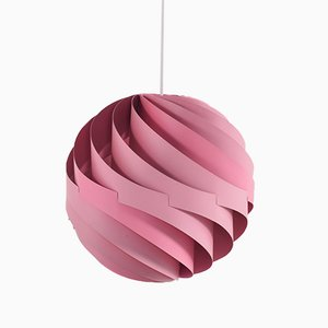Danish Turbo Pendant Lamp by Louis Weisdorf for Lyfa, 1960s