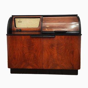 Radio y tocadiscos checoslovaco, años 60