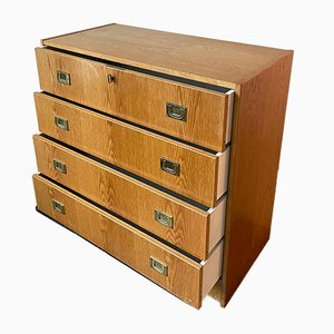 Danish Teak Chest of Drawers by P. Westergaard, 1960s
