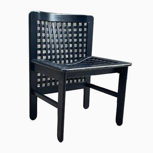 Stuhl von Titina Ammannati & Giampiero Vitelli für Pozzi und Verga, 1980er