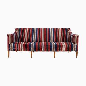 3-Sitzer Sofa von Kaare Klint für Rud. Rasmussen, 1940er