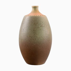 Vase in Glazed Ceramics, 1970s
