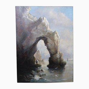 A.Defaux, Large Painting