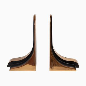 Bookends by Esa Fedrigoli from ESART, 1970s, Set of 2