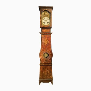 Antique Continental French Comtoise Clock