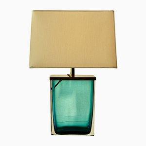 Lampe de Bureau Mid-Century en Verre de Murano par Paolo Venini pour Venini