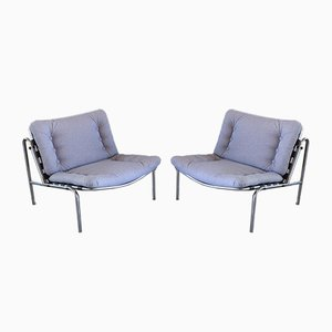 Kyoto Lounge Chairs by Martin Visser for 't Spectrum, 1960s, Set of 2