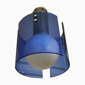 Deckenlampe von Veca, 1960er