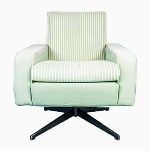 Vintage Green Lounge Chair, 1960s