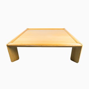 Table Basse Vintage en Erable, 1970s