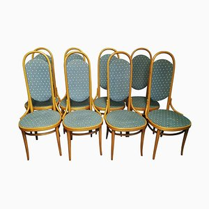 German Dining Chairs from Thonet, 1979, Set of 8
