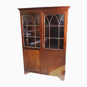 Antique Mahogany Cabinet, 1900s