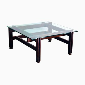 Rosewood 751 Coffee Table by Ico Parisi for Cassina, 1950s