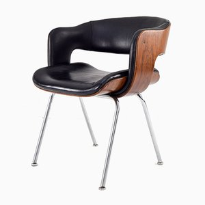 Spanischer Oxford Stuhl von Martin Grierson für Arflex, 1963