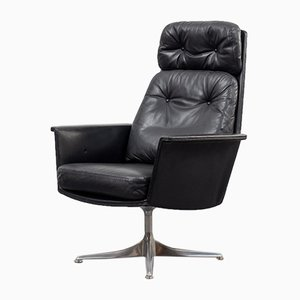 Leather Cor Sedia Lounge Chair by Horst Brüning for Cor, 1960s