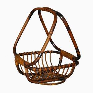Wicker Basket, 1960s