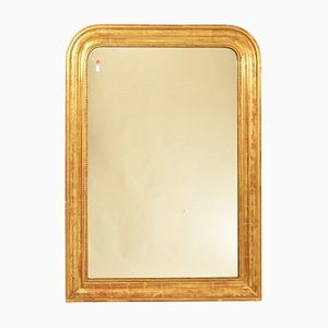 19th Century Louis Philippe Gold Mirror