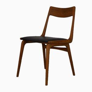 Mid-Century Teak Boomerang Stuhl von Alfred Christensen, 1960er