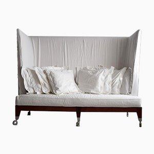 Castored 3-Sitzer Neoz Sofa mit Hoher Rückenlehne von Philippe Starck für Driade, 1996
