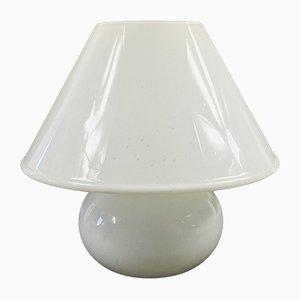 Large Vintage 6288 Mushroom Table Lamp from Glashütte Limburg