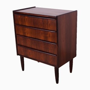 Danish Rosewood Chest of Drawers, 1960s