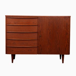 Wooden Chest of Drawers from Drevozpracujici Podnik, 1960s