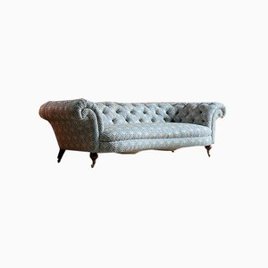 19th Century Chesterfield Sofa by Howard & Sons, 1850s