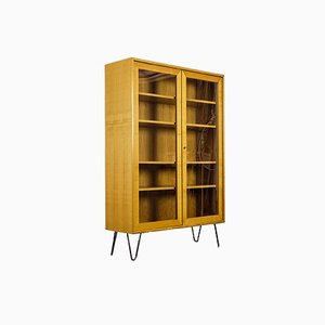 Mid-Century Cherry Wood Cabinet from WK Möbel, 1960s
