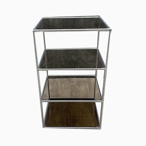 Mid-Century Abstracta Shelf by Poul Cadovius for Royal System, 1960s
