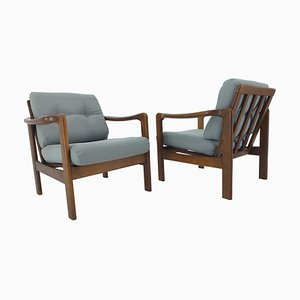 Mid-Century Armchairs from Knoll Antimott, Germany, 1960s, Set of 2