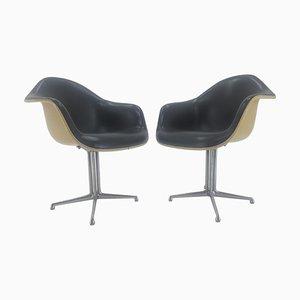 Armlehnstühle von Herman Miller für Charles & Ray Eames, 1960er, 2er Set