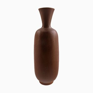 Large Friberg Selecta Ceramic Vase from Gustavsberg