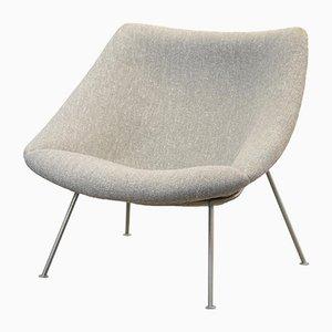 Oyster Modell F157 Sessel von Pierre Paulin für Artifort, 1959
