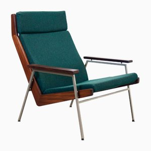 Rosewood Lotus Armchair by Rob Parry for Gelderland