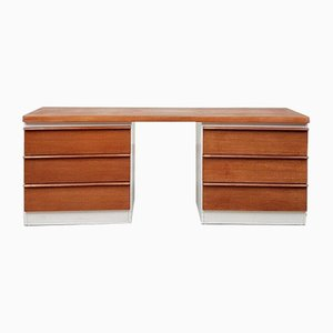 Late Mid-Century Bath Cabinet Maker's Dressing Table