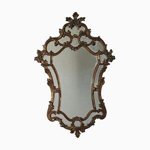 Mirror in Barocchetto Style