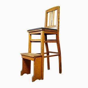 Antique High Chair, 1920s