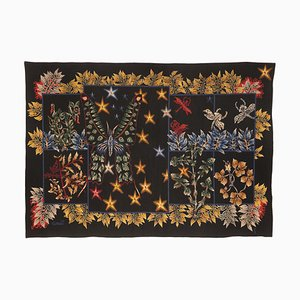 Butterflies and Foliage Tapestry by Jean Lurçat