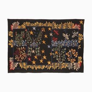 Schmetterlinge & Wandteppich von Jean Lurçat