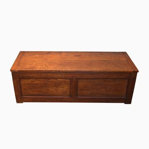 Edwardian Oak Coffer