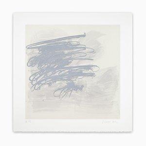 Lithographie Abstraite Jill Moser, 2012