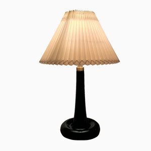 Danish Table Lamp from Holmegaard, 1960s