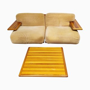 Sofa Set by Mario Bellini for Cassina, Set of 3