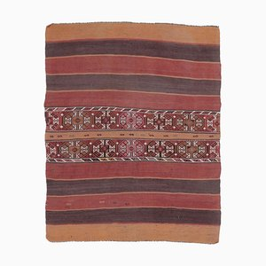 Vintage Turkish Kilim Area Rug