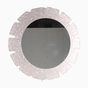 Plexiglass Wall Mirror by Egon Hillebrand, 1960s